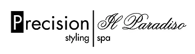 Precision styling Il Paradiso Spa Hair Salon Ottawa