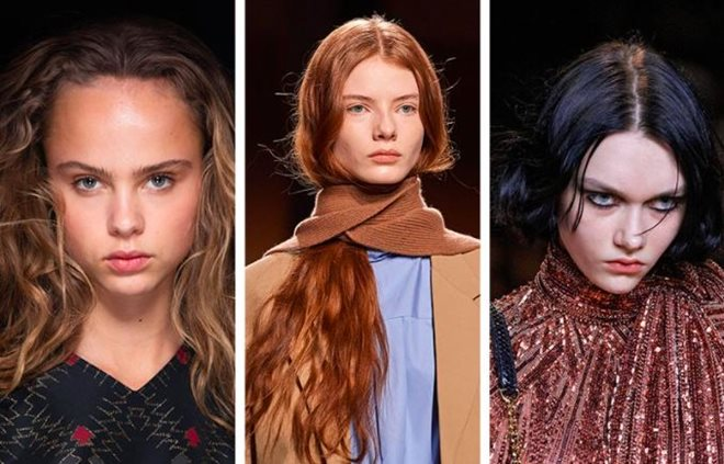 FallWinter 2020-2021 Hair Trends